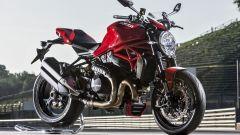 Ducati Monster 1200 R: guarda il video - Immagine: 20
