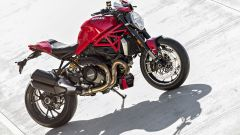 Ducati Monster 1200 R: info e foto ufficiali - Immagine: 4