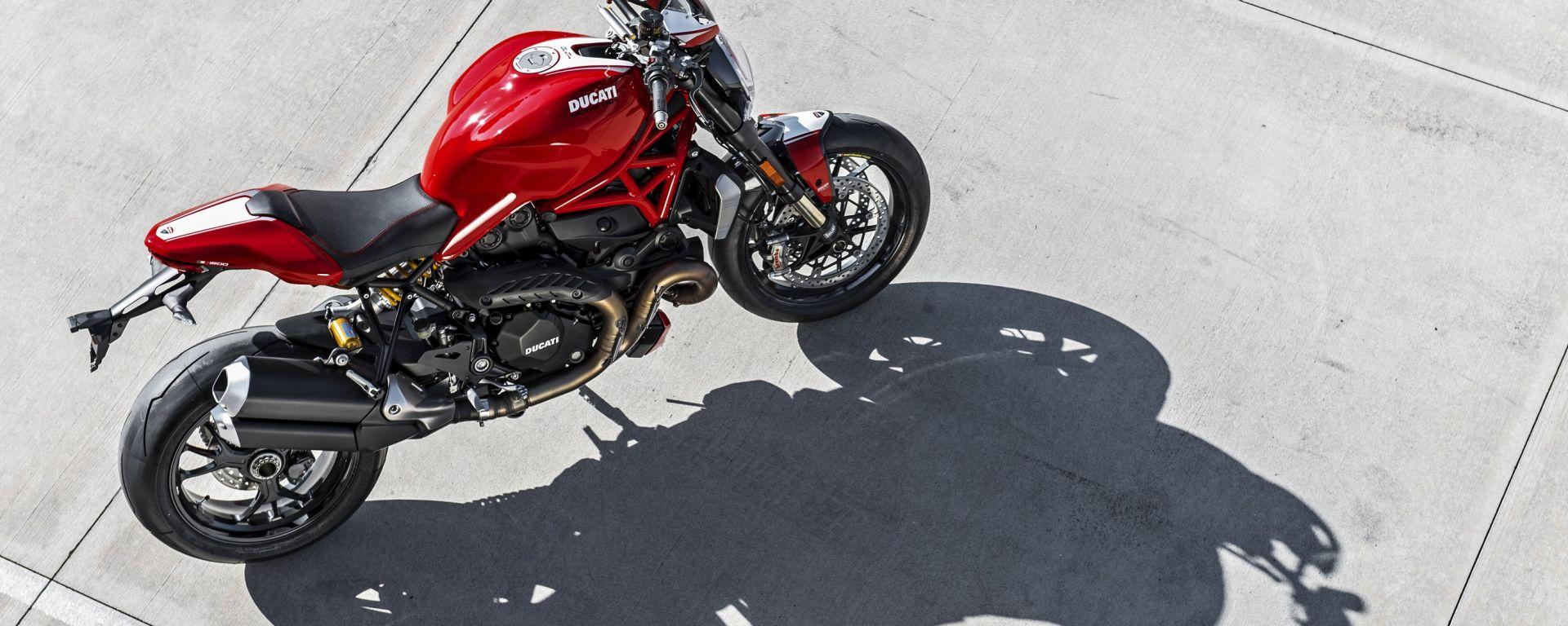 Ducati Monster 1200 R: info e foto ufficiali