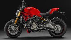 Ducati Monster 1200 S 2017, lato sinistro