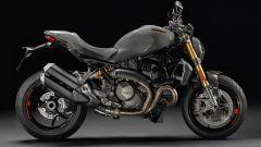 Ducati Monster 1200 S, lato destro