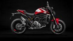 Ducati Monster 2021: accessori e kit adesivi nel configuratore