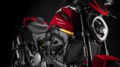 Ducati rivoluziona il Monster: addio traliccio, più tecnologia e motore Euro5 - Immagine: 8