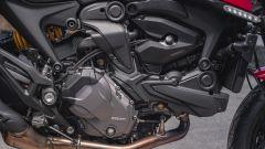 Ducati Monster 2021: il motore Testastretta 11° da 937 cc
