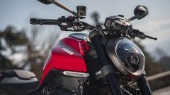 Ducati Monster 2021: il nuovo frontale