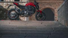 Ducati Monster 2021: il telaio a traliccio lascia il posto al Front Frame