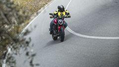 Ducati Monster 2021: la prova su strada