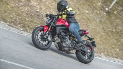 Ducati Monster 2021: promossa l'elettronica
