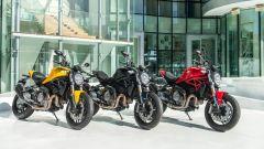 Ducati Monster 25esimo anniversario