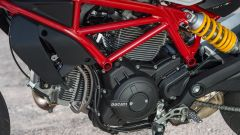 Ducati Monster 797, il motore è lo stesso della Scrambler 800