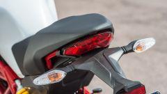 Ducati Monster 797, luce posteriore