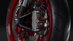 Ducati Monster 797, pinza freno Brembo