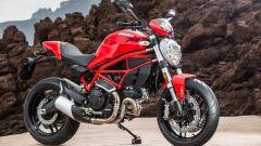 Ducati Monster 797: prova, caratteristiche, prezzo [VIDEO] - Immagine: 15