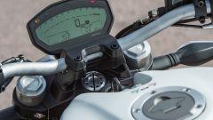 Ducati Monster 797, quadro strumenti