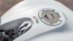 Ducati Monster 797, serbatoio