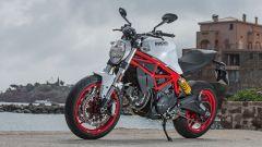 Ducati Monster 797, statica