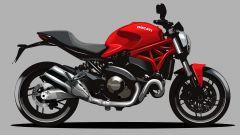 Ducati Monster 821 - Immagine: 82