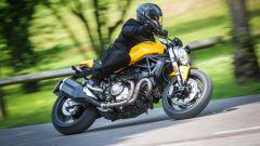 Ducati Monster 821, come cambia la Monster di mezzo