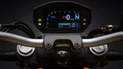 Ducati Monster 821, cruscotto TFT