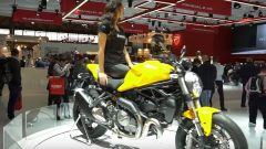 Ducati Monster 821 Eicma 2017