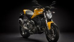 Ducati Monster 821, Giallo