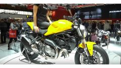 Ducati Monster 821: il mostro si rinnova come il fratellone [VIDEO] - Immagine: 4