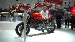 Ducati Monster 821: il mostro si rinnova come il fratellone [VIDEO] - Immagine: 1
