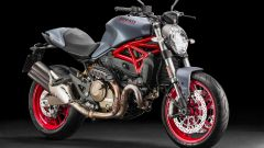 Ducati Monster 821, Intermot 2016