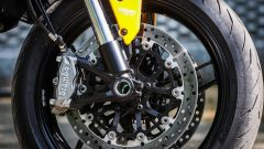 Ducati Monster 821, la ciclistica