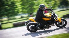 Ducati Monster 821, la prova: velocità massima, scheda tecnica, prezzo