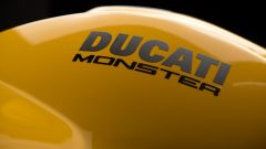 Ducati Monster 821, logo
