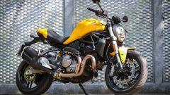 Ducati Monster 821: la prova del mostro di mezzo - Immagine: 7