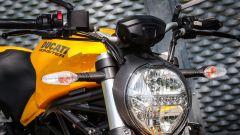 Ducati Monster 821: la prova del mostro di mezzo - Immagine: 8