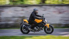 Ducati Monster 821: la prova del mostro di mezzo - Immagine: 17