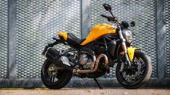 Ducati Monster 821: la prova del mostro di mezzo - Immagine: 18