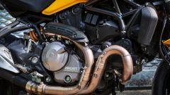 Ducati Monster 821: la prova del mostro di mezzo - Immagine: 19