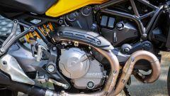 Ducati Monster 821: la prova del mostro di mezzo - Immagine: 21