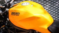 Ducati Monster 821: la prova del mostro di mezzo - Immagine: 29