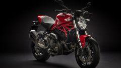 Ducati Monster 821, Rosso