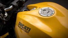 Ducati Monster 821, serbatoio