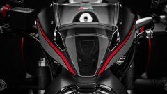 Ducati Monster 821 Stealth 2019: il cupolino dedicato