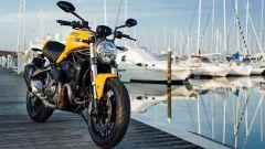 Ducati Monster 821, versione Gialla