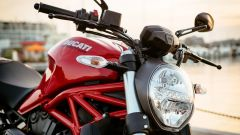 Ducati Monster 821, versione Rossa