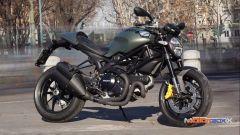Ducati Monster Diesel - Immagine: 8