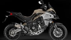 Ducati Multistrada 1200 Enduro Pro, vista laterale