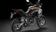 Ducati Multistrada 1200 Enduro Pro, vista posteriore