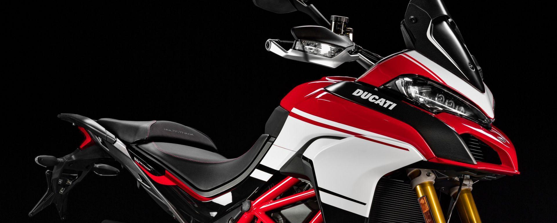 Ducati Multistrada 1200 Pikes Peak 2016