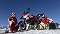 Ducati Multistrada 1200 S Dolomites Peak Edition - Immagine: 10
