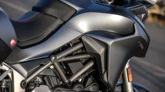 Ducati Multistrada 1260 dettaglio nuovo fianchetto laterale