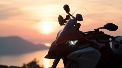 Ducati Multistrada 1260 Enduro: le luci sono full LED con DRL